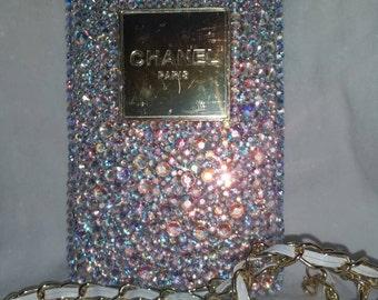 chanel bottle galaxy s4 case