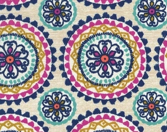 Multi-Colored Fabric-Weave It Or Wove It-Michael Miller-Modern Zen Pattern-Quilting Fabric-Baby Blankets