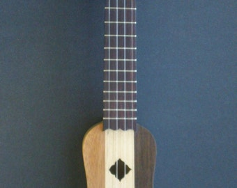 mini Ukulele one-of-a-kind handmade Four-Stringed Guitar