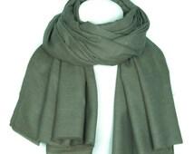 100% Angora Wool Shawl/Winter Fashion/Soft/New/Large/Classy/Unisex/Men's/Women's/Kashmir/Infinity Scarves/Stoles/Wraps/ KF00000326 - KASHFAB
