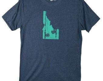 Idaho Rods Fly Fishing T Shirt