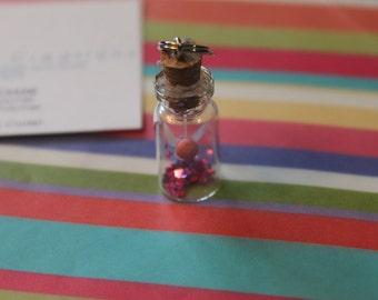 Fairy in a Bottle Necklace