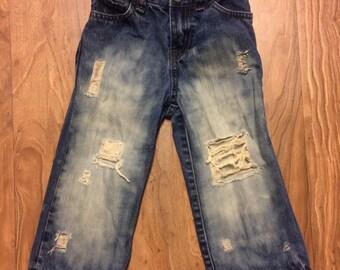 Boys Jeans size 2T