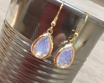 Crystal drop earrings under 20 free shipping