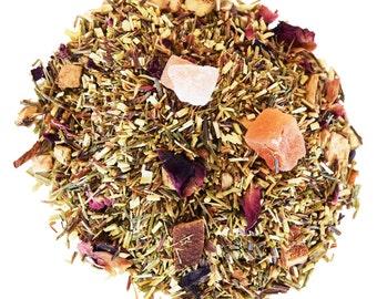 Love Rooibos Tea - Rooibos - Tea - Loose Tea - Loose Leaf Tea - FREE Shipping