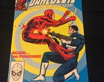 Daredevil 183 - VF - Frank Miller - Marvel Comics 1982- Man Without Fear Netflix - Punisher Cover