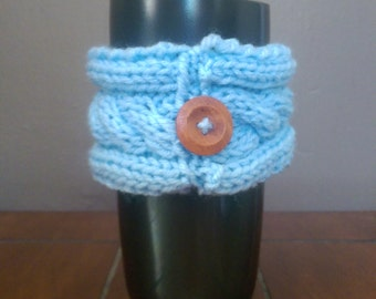 Knit Beverage Cozy