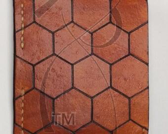 Honeycomb Bi-Fold Wallet