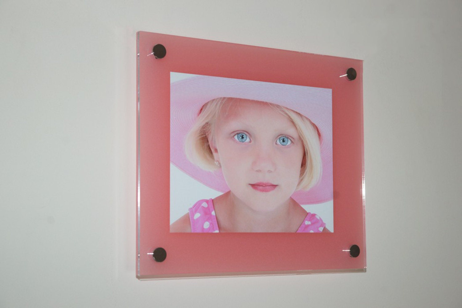 Pink frost high gloss cheshire acrylic wall mount 10 x 8 25 x 20 pink frost high gloss cheshire acrylic wall mount 10 x 8 25 x 20 cm 8 x 10 picture photo frame high gloss perspex plexiglas made in uk jeuxipadfo Image collections
