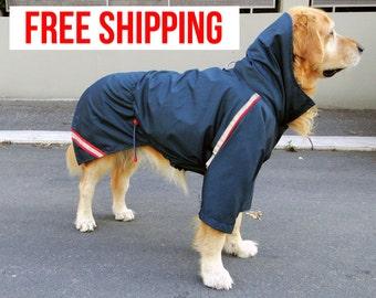 Large dog raincoat MAX Extreem