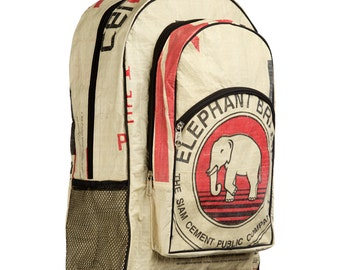 Eco Backpack Big from Eco2Use