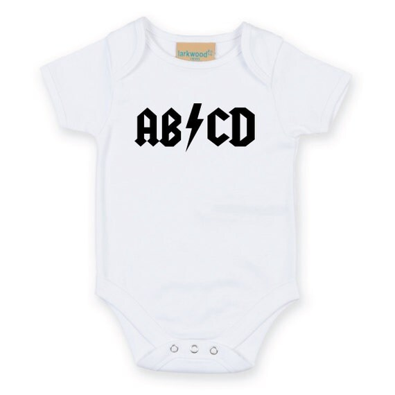 Buy AC/DC outfits and Rock and roll accessories for your baby, toddler or child or even for yourself with our selection of Blues rock maternity clothes and accessories for parents. AC/DC baby clothes can be found in the form of Blues rock One pieces, t-shirts, Rock and roll hoodies, beanies, bibs and more.