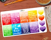 Sassy Quotes! Perfect for your Erin Condren Life Planner