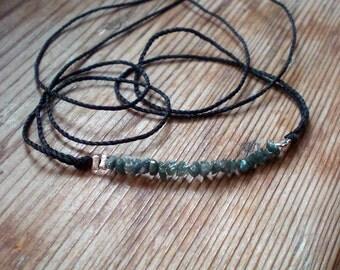Blue diamond bracelet, stackable bracelet, natural blue diamond jewelry