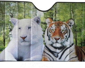 Sunshade...Tigers....