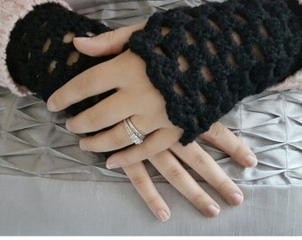 Ladies Pure Wool Handwarmers