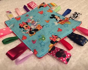 Minnie & Mickey Sensory Crinkle Toy
