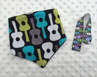 Guitar Bib/Clip Bundle