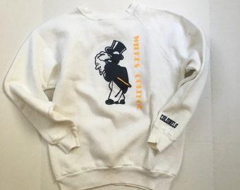 Vintage Wilkes College Sweatshirt