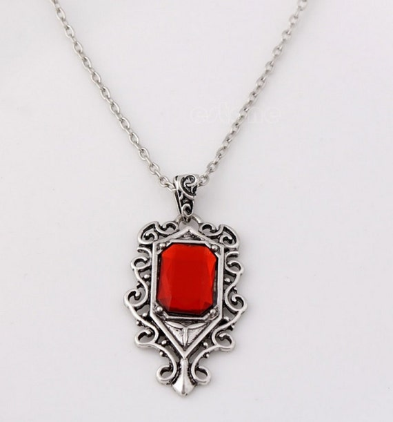 isabelle lightwood ruby necklace city of bones the by
