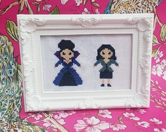 Regina 'Once Upon A Time Cross Stitch