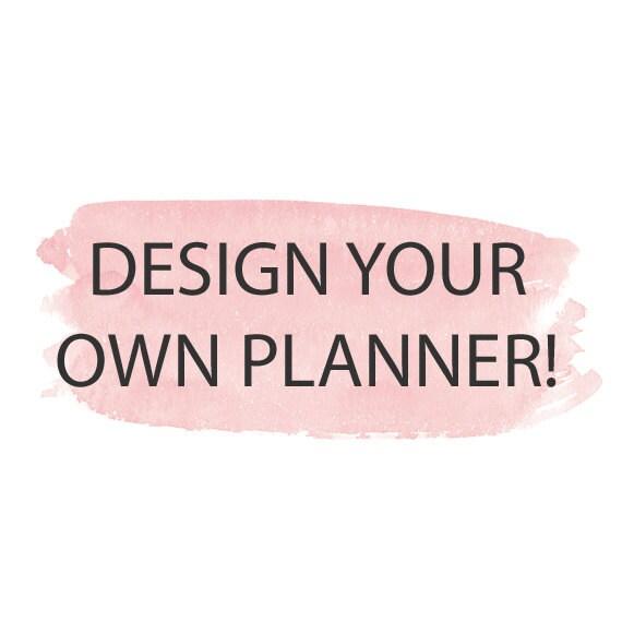 Design Your Own A6 Personal Planner Binder Kikki K Filofax