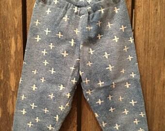 Handmade Baby Leggings