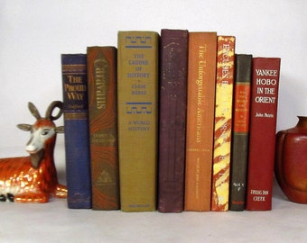 Looks & Content grouping of 8 books