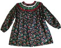 dress vintage 70s child
