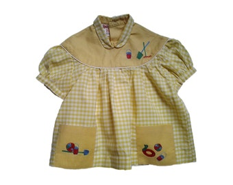 blouse cotton vintage 9 months to 1 year years 50
