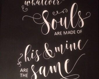 Souls sign