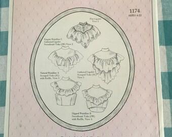 1174 Bridal Elegance Sewing Pattern P170
