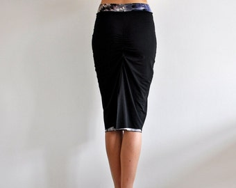 Limited* two-sided draped Tango skirt
