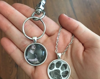 Ed Sheeran Necklaces / Keychains