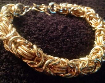 Sea Captain 14/20 Gold Filled Bracelet
