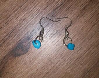Turqouise earrings