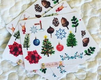 Winterland Stickers! S045