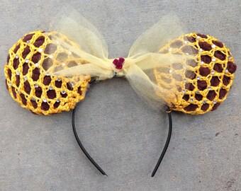 Senator Padmé Amidala Inspired Mouse Ears