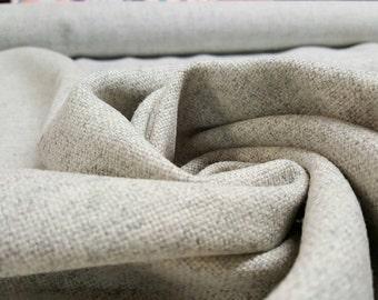 Cloudy Sky Gray Wool