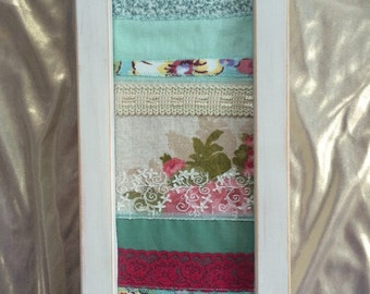 Shabby Chic Fabric Picture