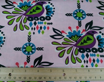 Sierra Bird Fabric by the Yard-Robert Kaufman Fabrics