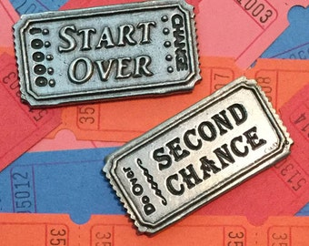 Start Over / Second Chance Ticket