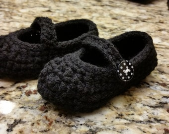 Infant Mary Jane slippers