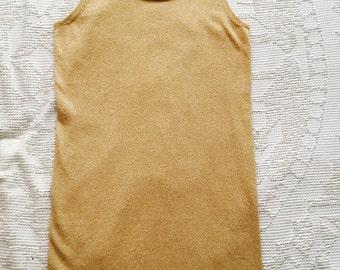 Vintage Bob Mackie label Gold Dress