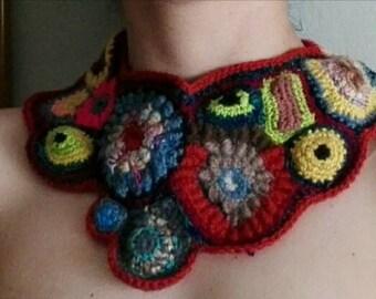 Freeform necklace