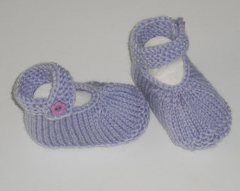 Baby shoes - shoes - baby shoes - 6.5 cm push - hand work - first shoes SL
