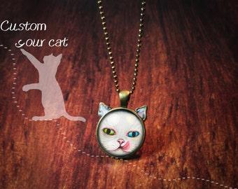 Custom your cat