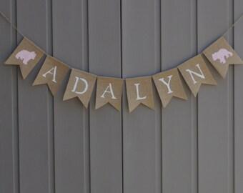 Woodland Baby Shower Banner, Woodland Nursery, Woodland Banner, Woodland Decor, Girl Woodland, Woodland Animals, Woodland First Birthday