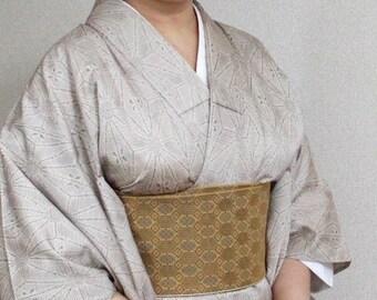 Kimono Linen leafstalk