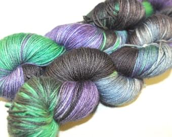 Sock Yarn 100% Superwash Merino Serenade